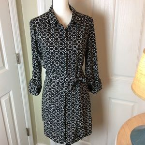 Banana Republic shirt dress